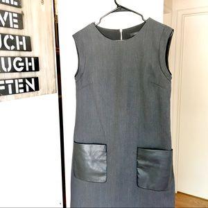 J.Crew Retail Shift Dress - with pockets